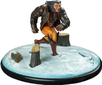 Marvel Premier - Wolverine In The Snow - Resin Statue